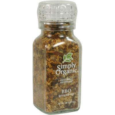 Simply Organic Certified Organic BBQ Ground Up