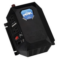 Peak PEAK 1200 watt Mobile Power Outlet with 2.1 USB