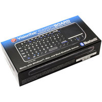 Visiontek VisionTek Candyboard Bluetooth Mini Keyboard, Black
