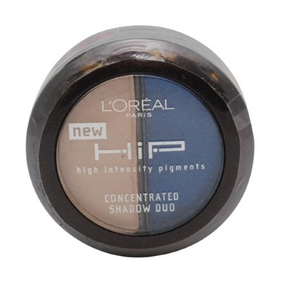 L'OREAL HIP CONCENTRATED SHADOW DUO #238 RETRO