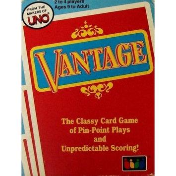 Vantage Card Game 1985