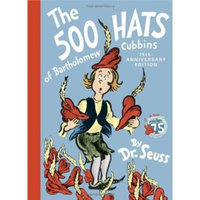 The 500 Hats of Bartholomew Cubbins (Reissue) (Hardcover)