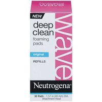 Neutrogena® Wave Deep Clean Foaming Pads Refills
