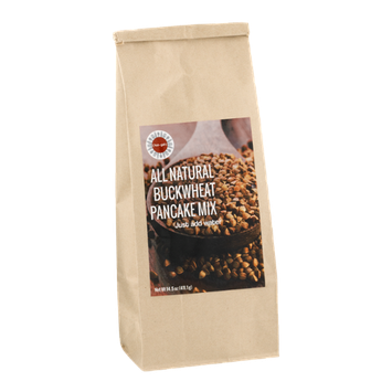 hue-gah All Natural Buckwheat Pancake Mix