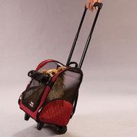 Snoozer Wheel Around 4-In-1 Pet Travel Carrier
