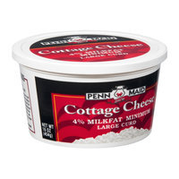 Penn Maid Dairy Large Curd Cottage Cheese