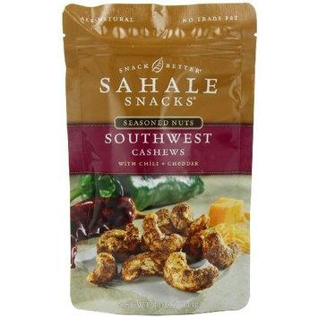 Sahale Snacks® Southwest Cashews With Chili + Cheddar