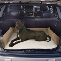 JLA Pets Crate Mate 42 by 36-Inch SUV Travel Pad, Khaki