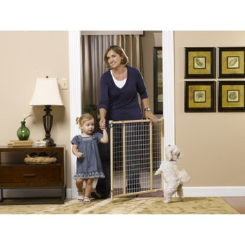GMI GuardMaster II 380 Tall Wire Mesh Swing Baby and Pet Gate