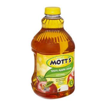 Mott's Original 100% Apple Juice - 64oz