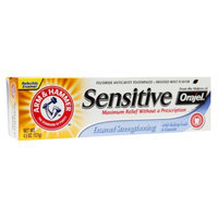 Arm & Hammer Sensitive Multi-Protection with Orajel
