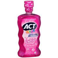 ACT Kids Anti-Cavity Fluoride Rinse Bubblegum Blowout