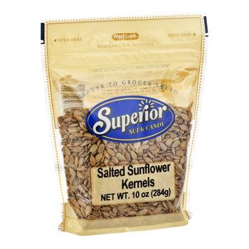 Superior Nut & Candy Salted Sunflower Kernels