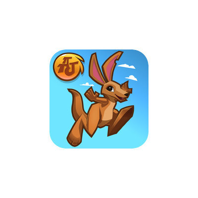 Smart Bomb Interactive, Inc. AJ Jump: Animal Jam Kangaroos!