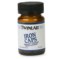 Twinlab Iron Caps