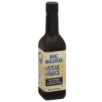 Doc Holiday Doc Holliday Steak Sauce, 10 oz, (Pack of 12)
