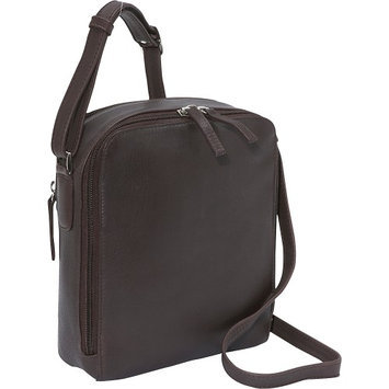 Derek Alexander Two Top Zip Camera Bag - Brown