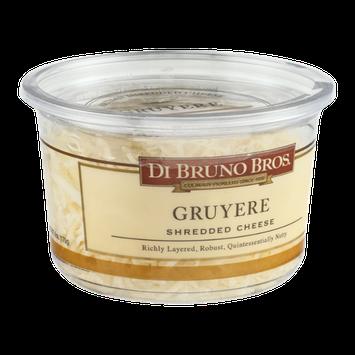Di Bruno Bros. Shredded Cheese Gruyere