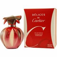 Delices De Cartier Eau de Parfum Spray, 3.3 fl oz