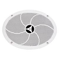 Monoprice UV Resistant 6 Inch x 9 Inch 2-Way Marine Speaker (Pair)