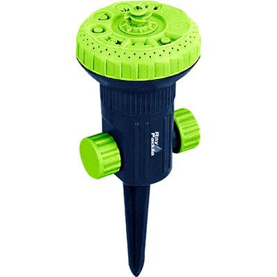 Commerce Llc Ray Padula Choose It! 9-Pattern Turret Sprinkler