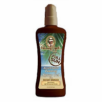 Panama Jack Accelerator Tanning Spray Gel with Instant Bronzer