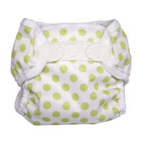Bummis Super Whisper Wrap, Celery Dot, 15-30 Pounds (Discontinued by Manufacturer)