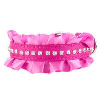Top Paw Ruffle Dog Collar