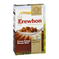 Attune Foods Erewhon Organic Cocoa Crispy Brown Rice 100% Whole Grain Cereal