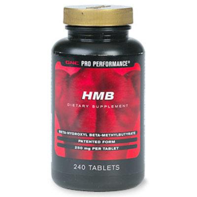 GNC Pro Performance HMB