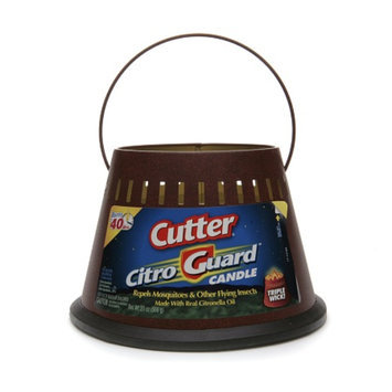 Cutter CitroGuard Triple Wick Candle