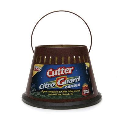 Cutter CitroGuard Triple Wick Candle