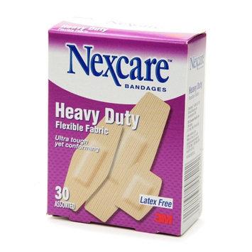 Nexcare Heavy Duty Flex Fabric Assorted