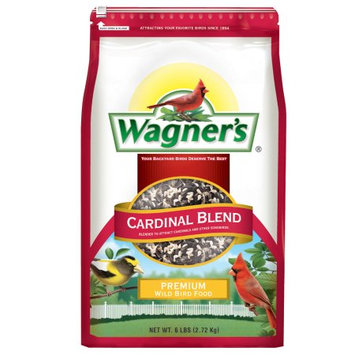 Wagner's Wildlife Food 6 lb. Cardinal Blend Wild Bird Food 62032