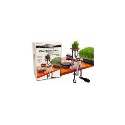 Living Whole Foods HJ Handy Pantry Manual Stainless steel Wheatgrass Juicer - Hurricane HJ