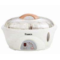 Hannex 1.7-Quart Electric Multi-Stew Cooker/Steamer Pot