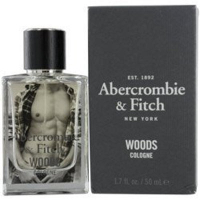 Abercrombie & Fitch Abercrombie and Fitch Woods Cologne Spray for Men, 1.7 Fluid Ounce