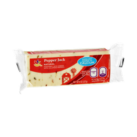 Ahold Natural Pepper Jack Cheese