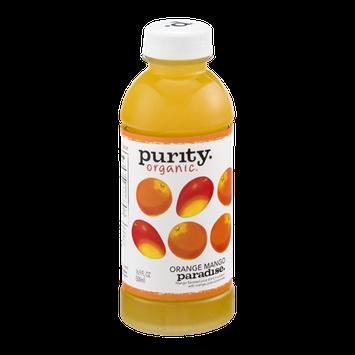 Purity Organic Flavored Juice Drink Orange Mango Paradise