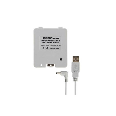 Rechargeable Battery Pack for Nintendo Wii Fit
