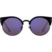Starlight Black with Turquoise Revo