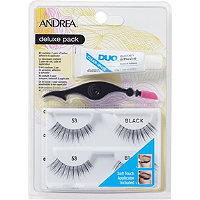 Andrea Deluxe Pack Lash #53 Black