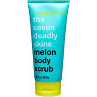 Anatomicals The Seven Deadly Skins Melon Body Scrub