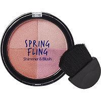 Sweet & Shimmer Shimmer & Blush Set