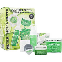 Peter Thomas Roth Cucumber De-Tox Hydrating & Soothing Kit