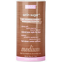 Cake Beauty Satin Sugar Dry Shampoo Powder Lighter Hues