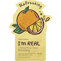 Tony Moly I'm Real Orange Mask Sheet