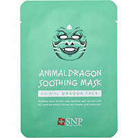 SNP Animal Dragon Soothing Mask Sheet