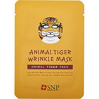 SNP Animal Tiger Wrinkle Mask Sheet