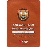 SNP Animal Lion Revitalizing Mask Sheet